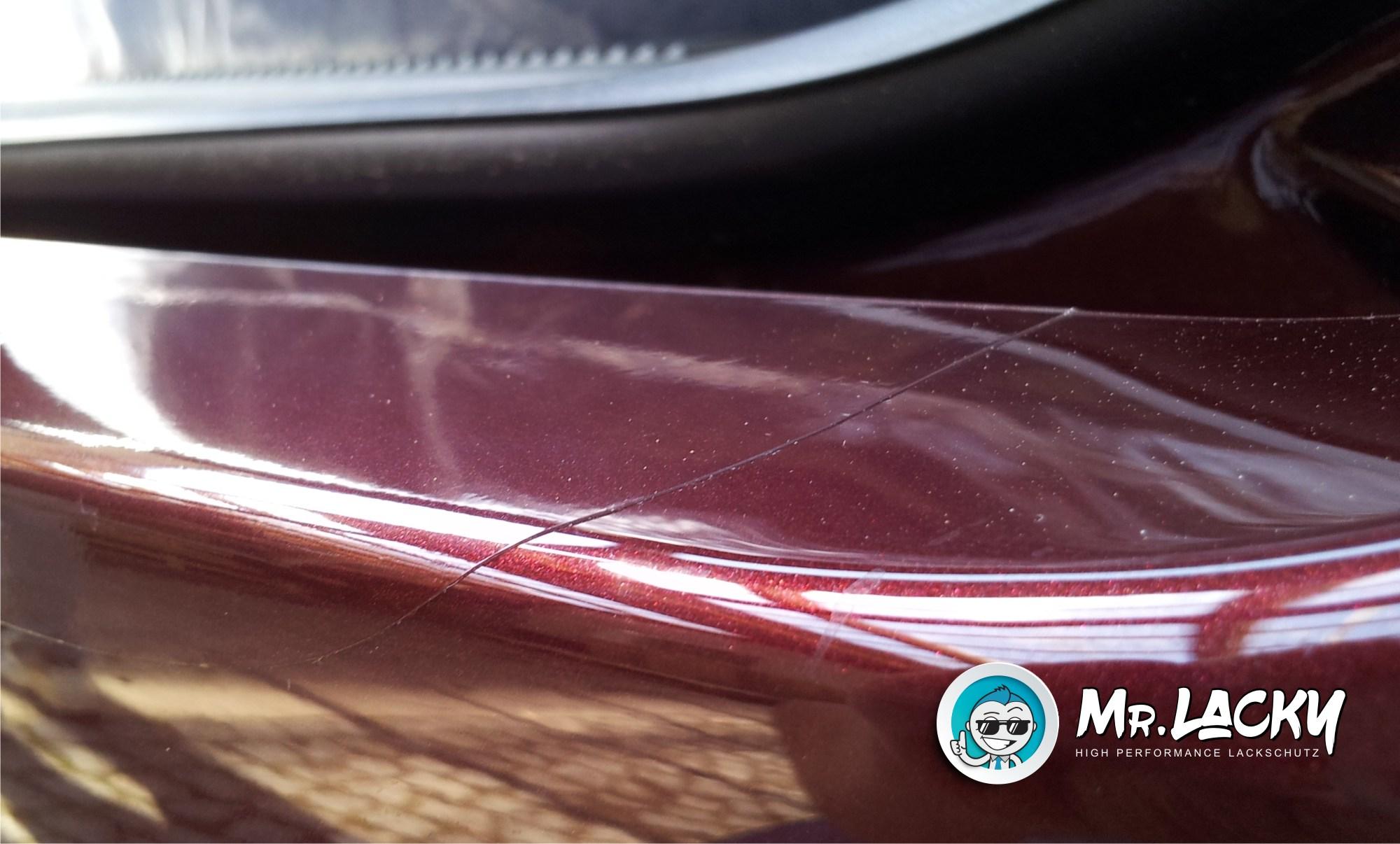 Model S Lackschutzfolie Ladekantenschutz Schutzfolie Passend für Tesla Model-S